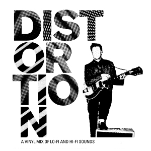 Distortion Mix cover